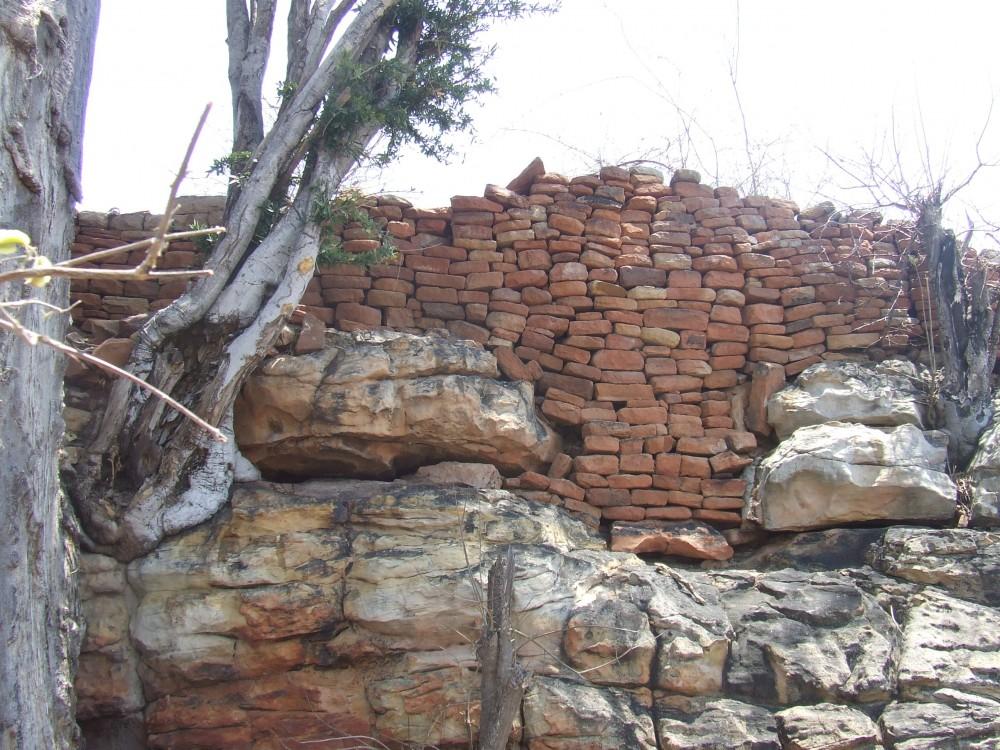 The Bumbusi ruins